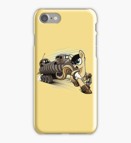 My Little Fury - Rig Edition iPhone Case/Skin