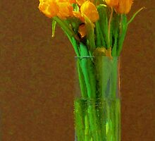 Tulips by bretshah