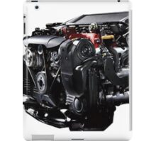 Subaru Engine EJ20 Boxer iPad Case/Skin