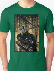 Cyberpunk Painting 062 Unisex T-Shirt