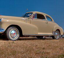 1948 Pontiac Opera Coupe by Shawnna Taylor