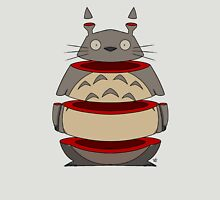 Sliced Totoro Unisex T-Shirt
