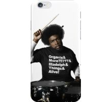 Questlove iPhone Case/Skin
