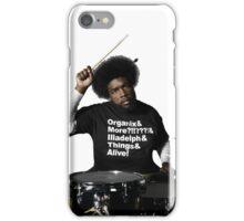 Questlove iPhone Case/Skin