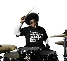 Questlove by Zakmacattack