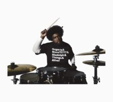 Questlove One Piece - Short Sleeve