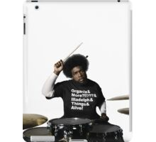Questlove iPad Case/Skin