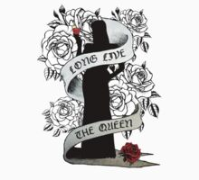 Long Live The (Evil) Queen One Piece - Short Sleeve