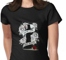 Long Live The (Evil) Queen Womens Fitted T-Shirt