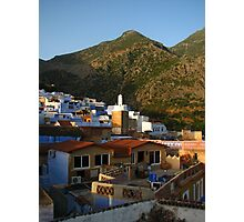 Tranquil Chefchaouen, Morocco 2015 Photographic Print