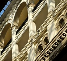 Old Post Office by claibornepage