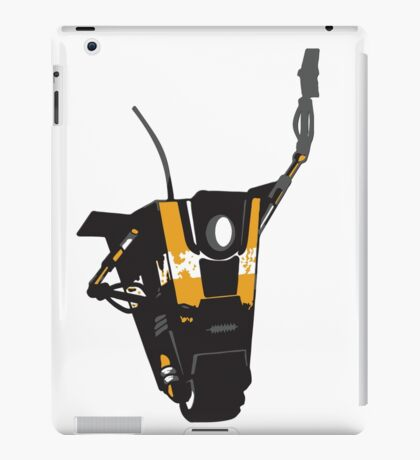 CLAPTRAP HIGH FIVE iPad Case/Skin