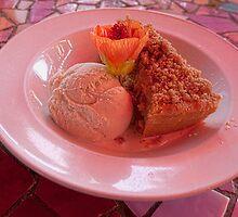 Apple Pie-ALa Mode by Renee D. Miranda