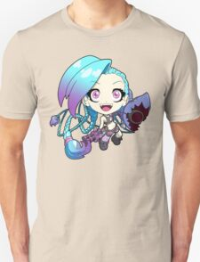 League of Legends - Jinx Unisex T-Shirt