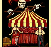 Halloween  Death Puppet-Show by ZugArt