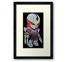 League of Legends - Zed Framed Print