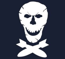 B-24 Jolly Roger Squadron Emblem One Piece - Long Sleeve