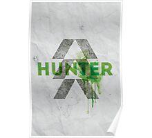 Destiny// Class: Hunter Poster