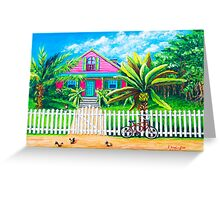 Caribbean Life Greeting Card