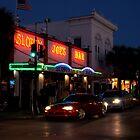 Sloppy Joe's Bar in Key West, FL by Susanne Van Hulst
