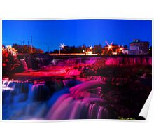 The falls of Almonte Poster