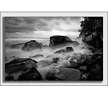 Coastal Moods Photographic Print