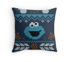 C is for Cookie! Throw Pillow