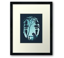 Lonely Spirit Framed Print