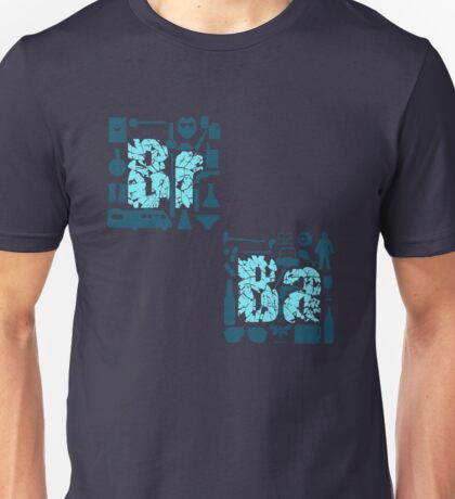 Br Ba Unisex T-Shirt