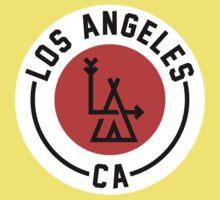 LA - Los Angeles One Piece - Short Sleeve
