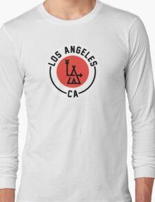LA - Los Angeles Long Sleeve T-Shirt
