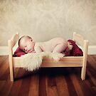 newborn slumber  by Kristen  Byrne