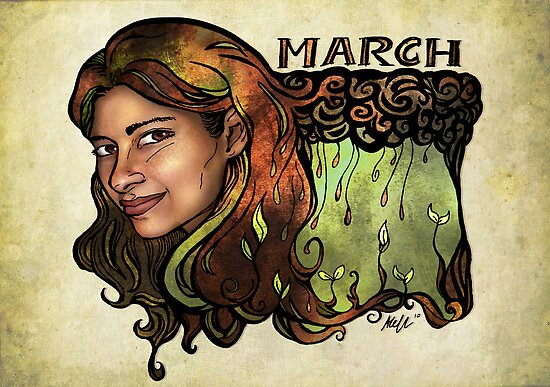 Stephanie of March by AlexKujawa