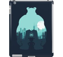 Welcome To Monsters, Inc. iPad Case/Skin