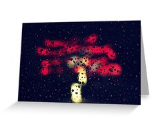 Well, I'm on fire for you. Greeting Card