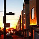 San Francisco. Clement Street. 2010 by Igor Pozdnyakov