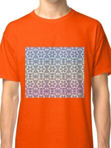 Blue Star pattern Classic T-Shirt