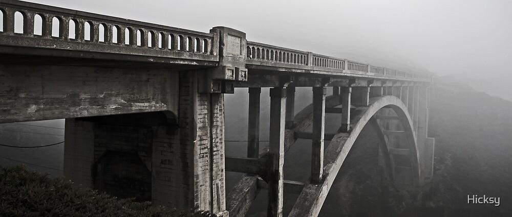 Bridge to Oblivion by Hicksy