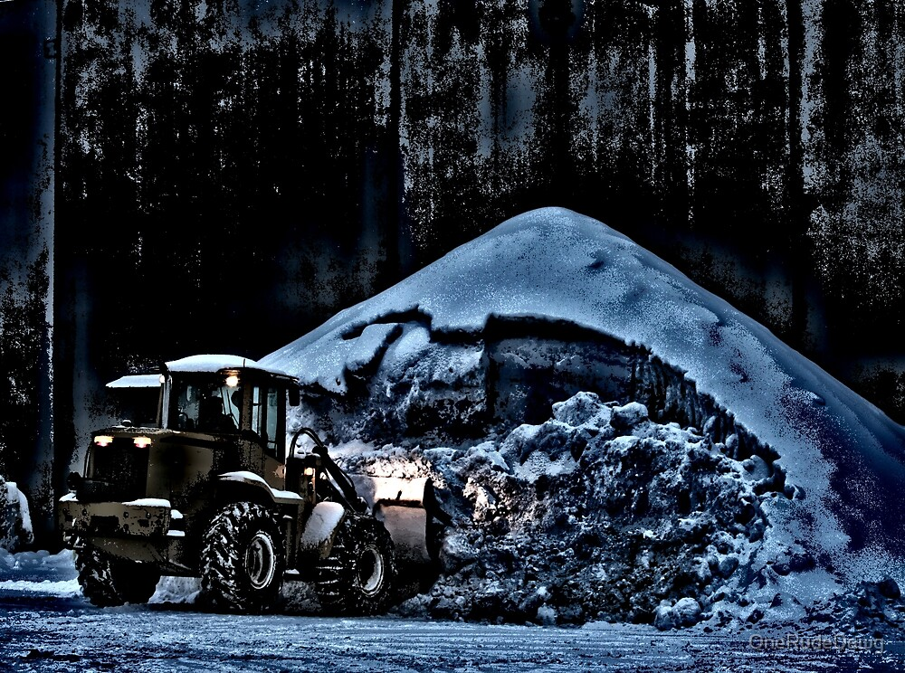 Snow Removal by OneRudeDawg
