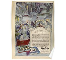 Advertisements Photoplay Magazine July through December 1921 0608 Djer Kiss Poster