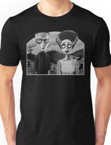 Corpse Bride of Frankenstein Unisex T-Shirt