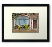 Charming Provence Framed Print