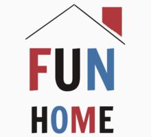 Fun Home Logo by funhomies