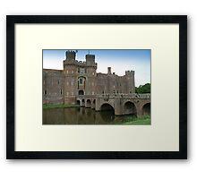 Herstmonceux Castle-England © Framed Print