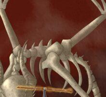 The Bone Dragon Sticker