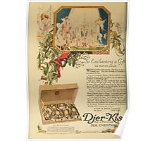 Advertisements Photoplay Magazine July through December 1919 0698 Djer Kiss Poster