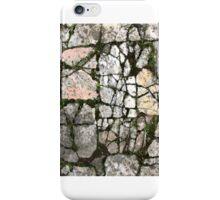 Roman stones iPhone Case/Skin