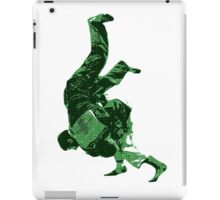 Judo Throw in Gi iPad Case/Skin