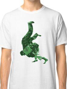 Judo Throw in Gi Classic T-Shirt