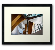Abstract Number 4 Framed Print